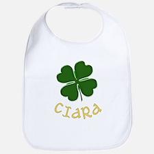 Ciara Irish Bib