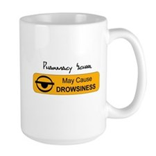 Drowsiness Mug (Large)