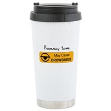 Drowsiness Travel Mug