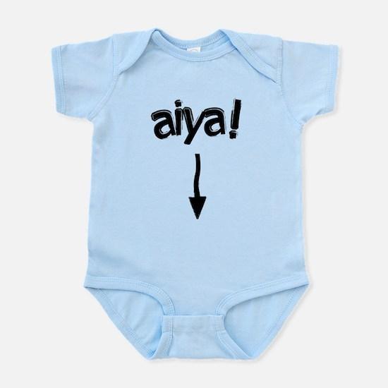 aiya! Infant Bodysuit