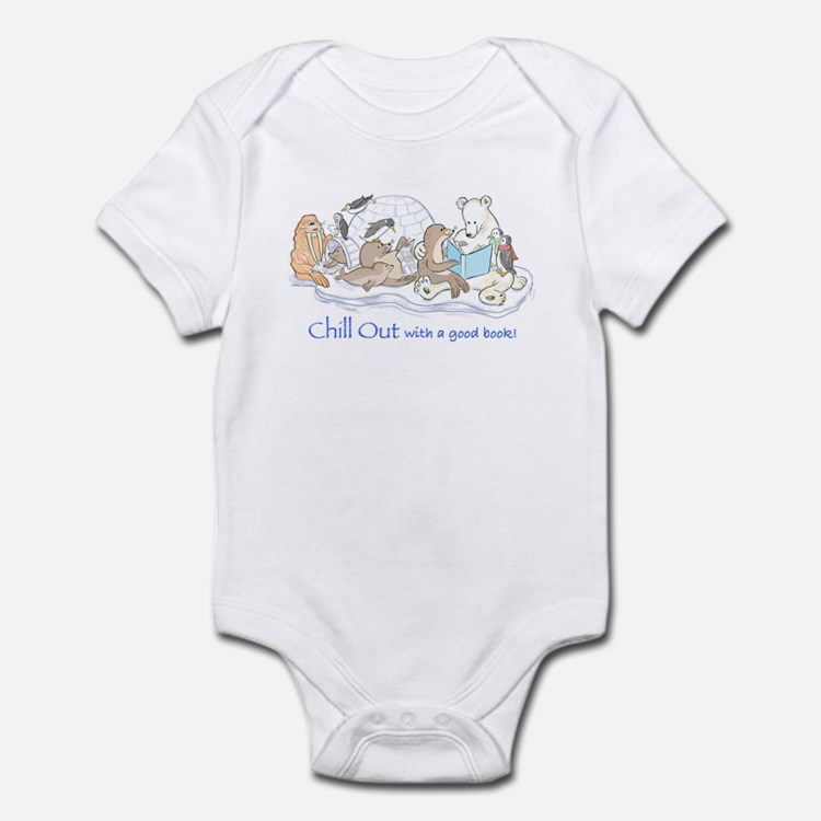 Chill out.... Infant Bodysuit