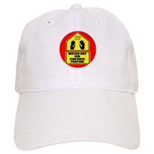 Watch for Children Praying Baseball Cap
