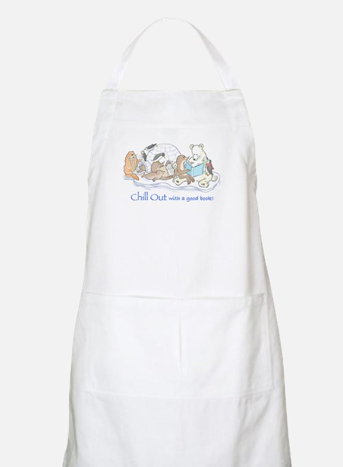 Chill out.... BBQ Apron