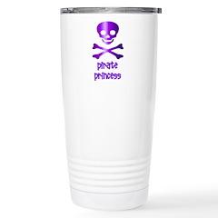 Pirate Princess Travel Mug