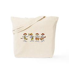 Pirates Plunder Tote Bag