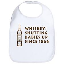Whiskey to Success Bib