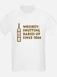 Whiskey to Success Kids T-Shirt
