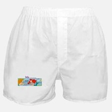Cute Little mermaid Boxer Shorts