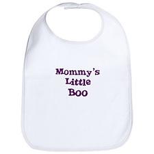 Mommy's Little Boo Bib