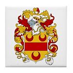 Boynton Coat of Arms  Tile Coaster