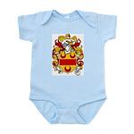 Boynton Coat of Arms  Infant Creeper