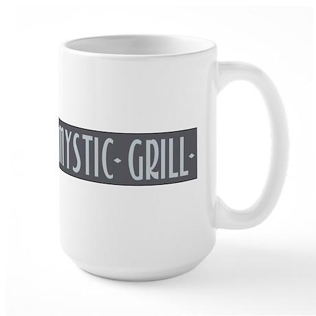 Mystic Grill Large Mug