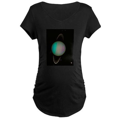 Uranus Maternity Dark T-Shirt