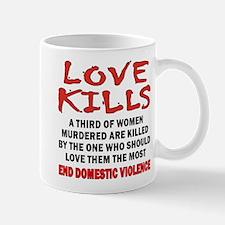 Love Kills Mug