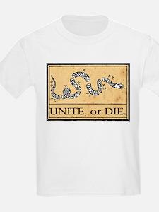 Unite or Die T-Shirt