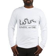 Unite or Die Long Sleeve T-Shirt