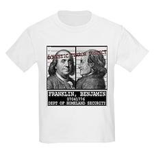 Franklin Homeland Security Su T-Shirt