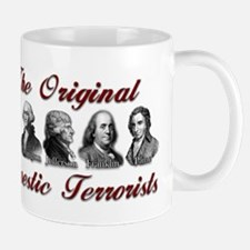 Original Domestic Terrorists Mug