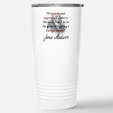 Unique Nader Travel Mug