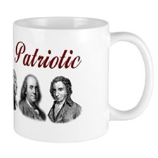 Dissent is Patriotic Small Mug