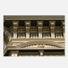 San Francisco Architecture Details Postcards (8) P