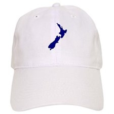 New Zealand Baseball Cap