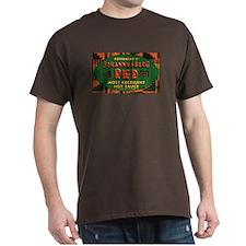 JOHANNESBURG RED T-Shirt