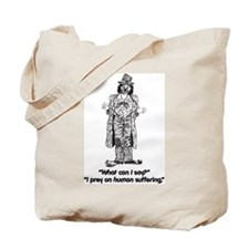 Human Suffering - Tote Bag