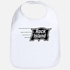 Rock Island Railroad Bib