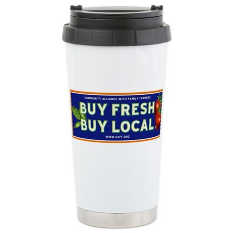 Buy Fresh Buy Local classic Stainless Steel Travel