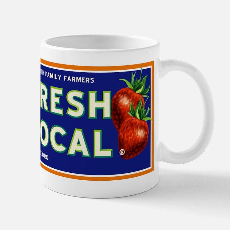 Buy Fresh Buy Local classic Mug