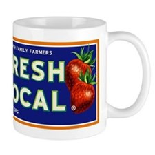 Buy Fresh Buy Local classic Mug