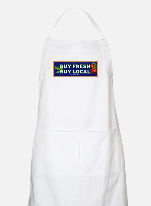 Buy Fresh Buy Local classic BBQ Apron