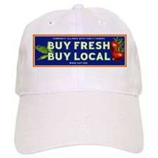 Buy Fresh Buy Local classic Baseball Cap