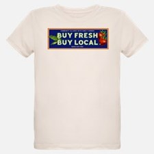 Buy Fresh Buy Local classic T-Shirt