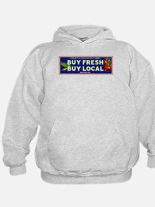 Buy Fresh Buy Local classic Hoodie
