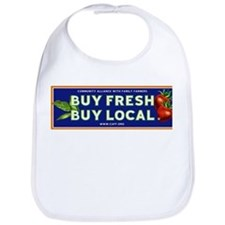 Buy Fresh Buy Local classic Bib