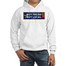Buy Fresh Buy Local classic Hoodie