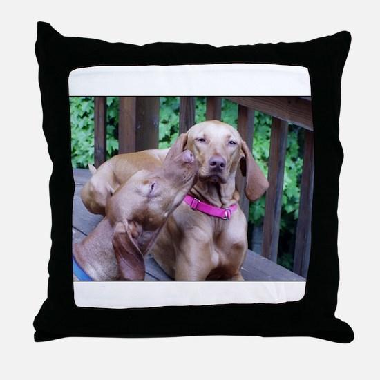 lvwcrstuff4 Throw Pillow