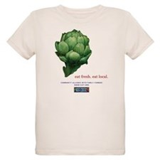 Eat Fresh Artichoke T-Shirt