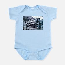Baldwin S-2 Steam Locomotive Infant Creeper