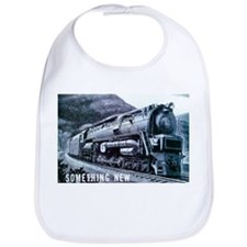 Baldwin S-2 Steam Locomotive Bib