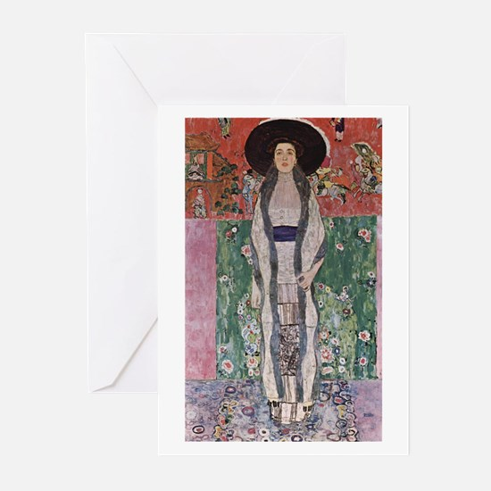 Adele Bloch-Bauer II Greeting Cards (Pk of 10)