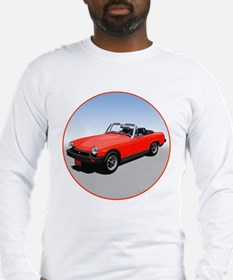 The Red Midget Long Sleeve T-Shirt