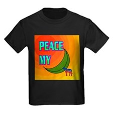 PEACE MY ASS! T