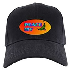 PEACE MY ASS! Baseball Hat