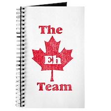 Vintage Team Eh Journal