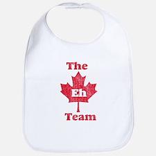 Vintage Team Eh Bib