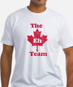 Vintage Team Eh Shirt