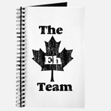 Vintage Team Eh Journal